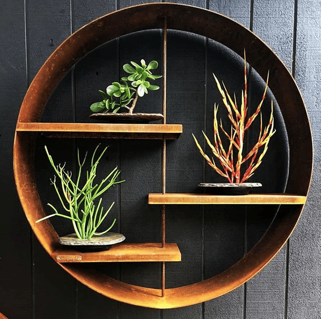Circle Zen Wall Shelf