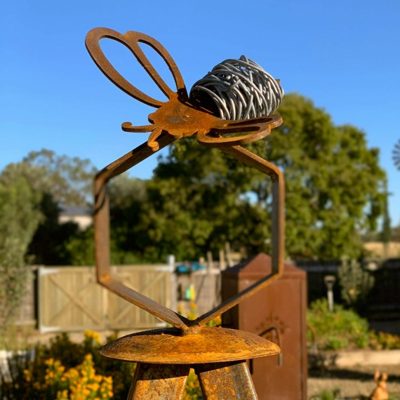 Bumble Bee Art Metal Work Broadcroft Design